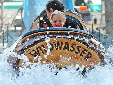 WILDWASSER - Hamburger DOM